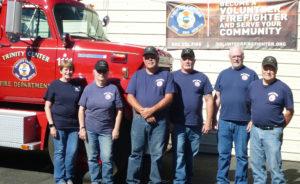 2021 TCVD Fire Team photo